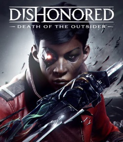 Dishonored: Death of the Outsider cover art
